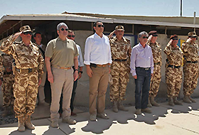 base-comes-under-rocket-during-romanian-pms-visit-in-kandahar