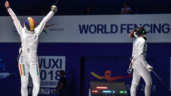 fencing-romanian-ana-maria-popescu-epee-world-vice-champion