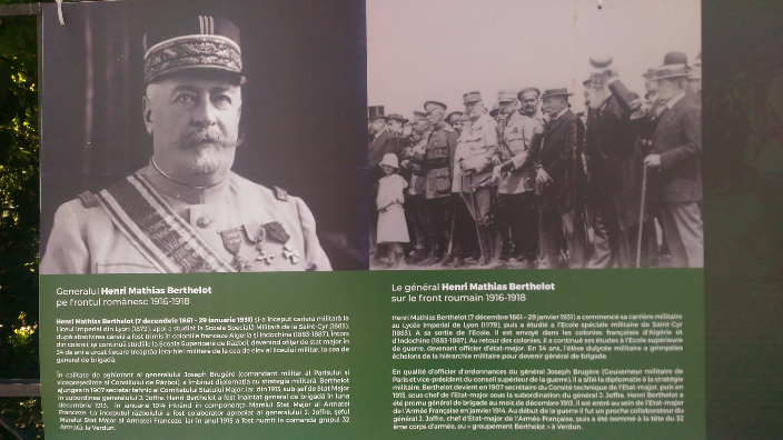 romanian-academy-pays-homage-to-french-general-henri-mathias-berthelot-