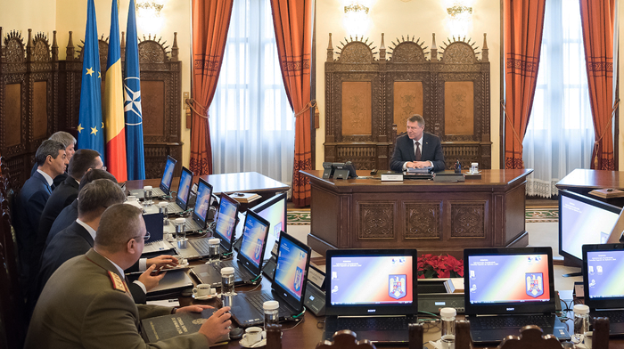 iohannis-convenes-the-supreme-council-of-countrys-defense-for-tuesday