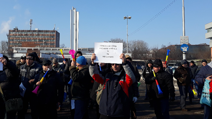 protest-la-combinatul-siderurgic-din-galati