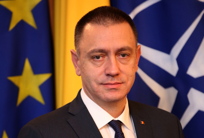 romanian-minister-of-defense-meets-albanian-counterpart-in-bucharest-