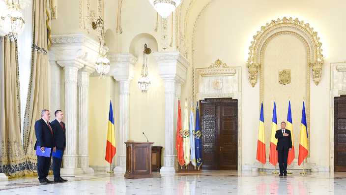 new-defense-and-economy-ministers-in-the-romanian-government