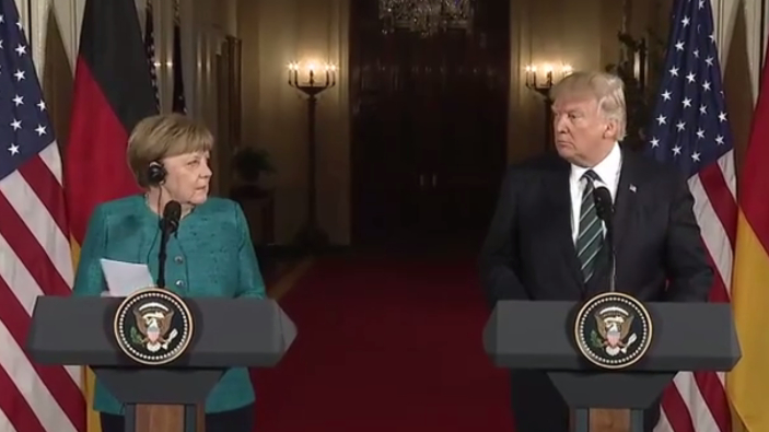 prima-intrevedere-merkel-trump-la-washington