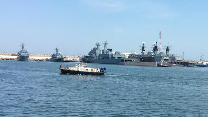 black-sea-romanian-military-navy---first-drills-of-this-year-