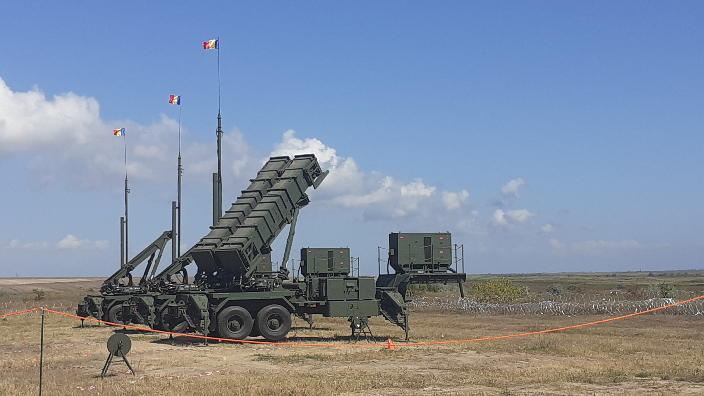 reception-ceremony-of-the-first-patriot-surface-to-air-missile-system