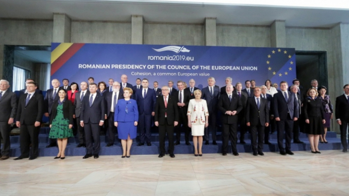 romanian-pm-and-ec-president---joint-press-conference-in-bucharest